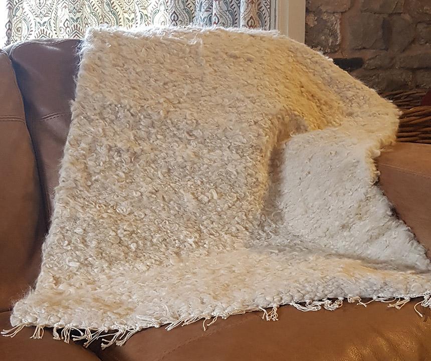 Cream Rug Sofa