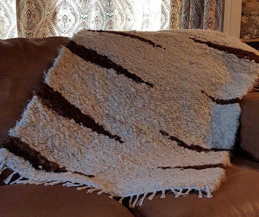 Toblerone Rug Sofa
